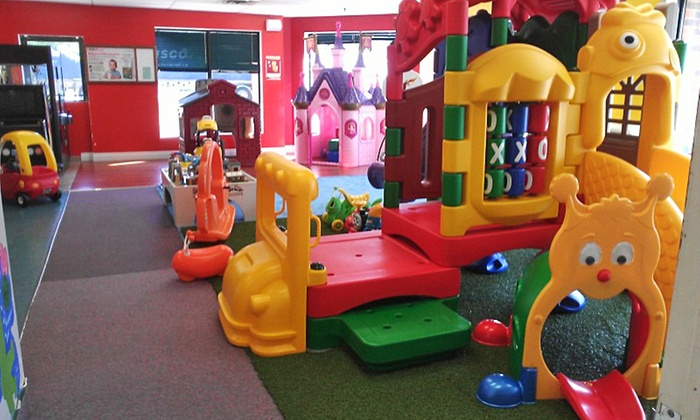Jellybeenz - Bramalea: 5, 10, or 20 Drop-In Play Passes at Jellybeenz (Up to 56% Off)