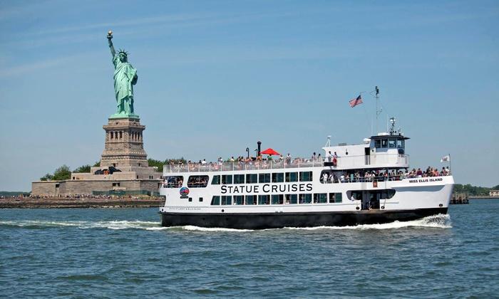 Ellis Island Boat Tour