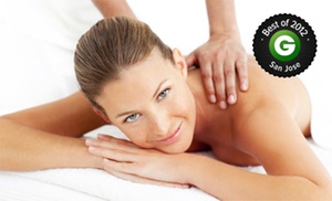 Willow Glen Massage San Jose: One or Two 50-Minute Massages at Willow Glen Massage (Up to 54% Off)