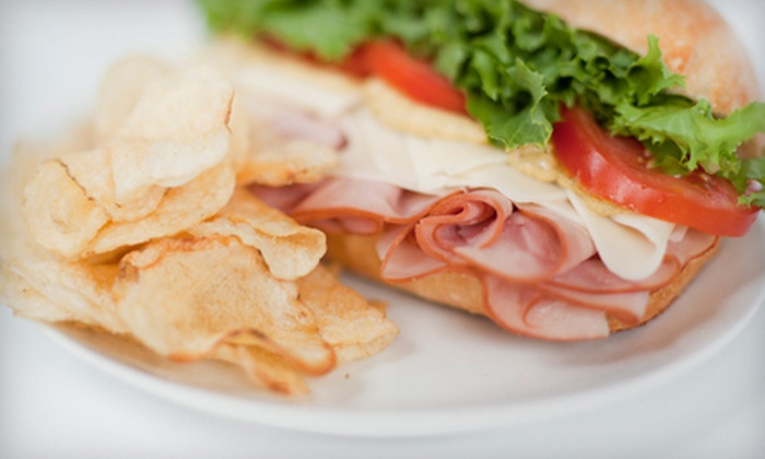 Blakely House Bakery and Cafe - Ocala: Five Sandwiches or Salads or $7 for $15 Worth of Café Food at Blakely House Bakery and Cafe