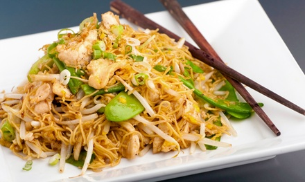 $30 for $60 Worth of Indo-Chinese Cuisine at Masala Wok