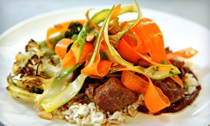 Munchery - San Francisco: $20 for $40 Worth of Healthy Prepared Meals Delivered from Munchery