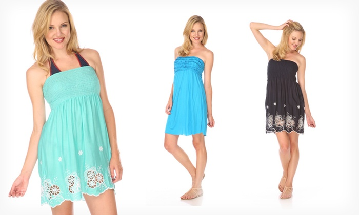 Raviya Cover-Ups: $16.99 for a Raviya Cover-Up ($44 List Price). Multiple Styles and Colors Available. Free Shipping and Returns.