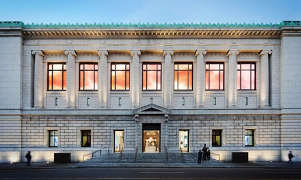 Visit for Two Adults and Up to Three Children to New-York Historical Society (Up to 47% Off)