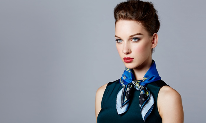 Emilio Pucci: Emilio Pucci Silk Scarves (Up to 59% Off). Multiple Styles Available. Free Shipping and Returns.