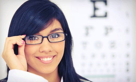 $29 for $100 Toward Prescription Glasses with Complimentary Pair and Credit Toward Prescription at Optiks International