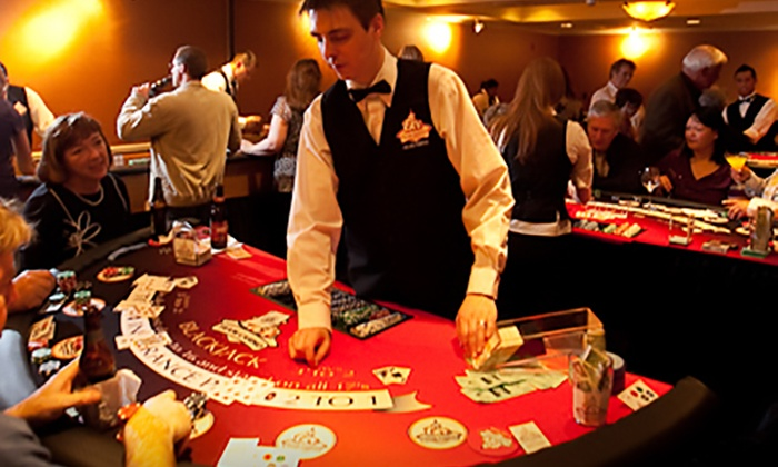Team Casino Seattle - Seattle: $22 for $50 Worth of Event Equipment Rental — Team Casino Seattle