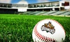 Schaumburg Boomers DUPE - Boomers Stadium: $20 for Four to See a Schaumburg Boomers Baseball Game on August 17, 18, or 19 ($46 Value)