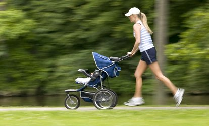 Up to 64% Off Fitness Classes from Stroller Strong