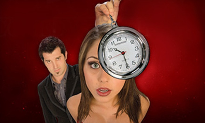 Marc Savard Comedy Hypnosis - V Theater: Marc Savard Comedy Hypnosis Show for One or Two at V Theater (Up to 66% Off)