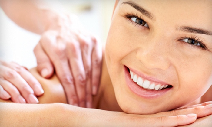 Beautif-Eye Studios - Downtown Scottsdale: 60-Minute Massage, 60-Minute Custom Facial, or Both at Beautif-Eye Studios (Up to 57% Off)