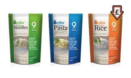 Better Than Mixed Variety or Pasta Spaghetti 24Pack for £23.99 With Free Delivery