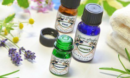 Introduction to Aromatherapy Class for One or Two at Nature's <strong>Symphony</strong> (Up to 55% Off)