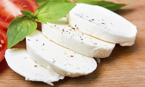 The Local Epicurean: $69 for a Mozzarella and Butter-Making Class with Cheese Tasting Lunch for Two at The Local Epicurean ($138 Value)