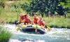 High Desert River Outfitters (Rapid River Rafters White Water Rafting) - Boyd Acres: Half-Day Rafting Trip on the Deschutes River for Two or Four from High Desert River Outfitters (Up to Half Off)