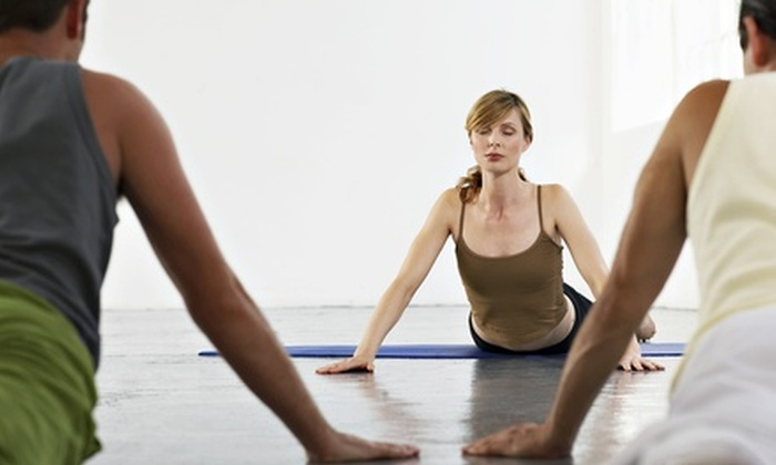 GoodLife Fitness - Downtown Kingston: $20 for 20 Days of Hot Yoga Classes and Full Gym Access at Goodlife Fitness ($90.40 Value)