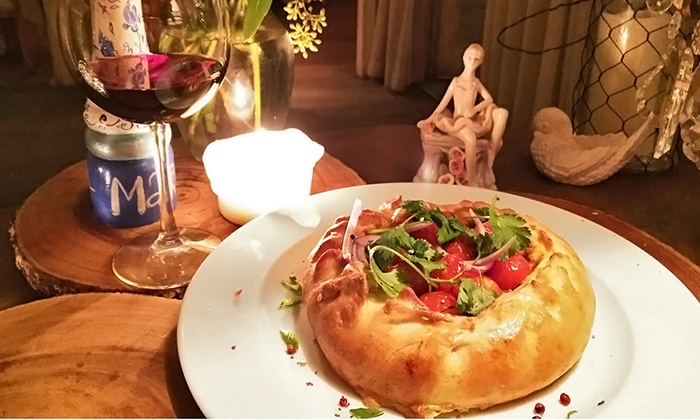 Mari Vanna LA - West Hollywood: Four-Course Russian Dinner with Cocktails for Two or Four at Mari Vanna LA (Up to 40% Off)