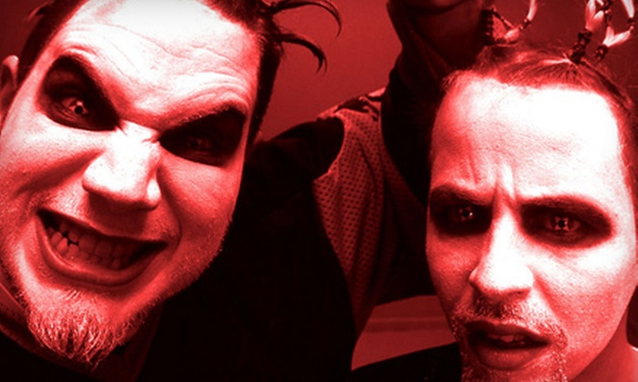 Twiztid, Jelly Roll, Lil Wyte - Brewster's Roc Bar: Twiztid, Jelly Roll, and Lil Wyte at Brewster's MegaPlex on August 28 at 6:30 p.m. (Up to $25.25 Value)