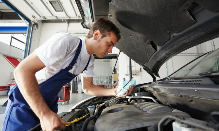DEF Original Automotive - Green Spring Valley: $60 for $120 Worth of Auto Maintenance and Repair — DEF Original Automotive