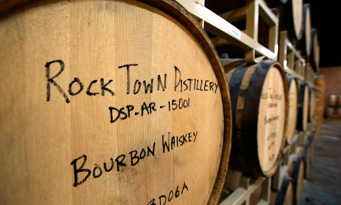 Rock Town Distillery - East of I-30: Tour for Two or Four with Gift-Shop Credit at Rock Town Distillery (Half Off)