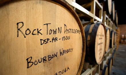 Tour for Two or Four with Gift-Shop Credit at Rock Town Distillery (Half Off)