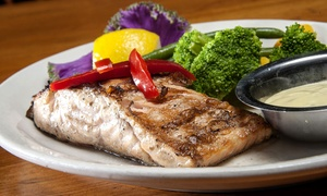 Scotch 'n Sirloin: $15 for $30 Worth of Steakhouse Dinner for Two or More at Scotch 'n Sirloin