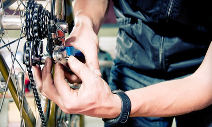 Marty's Ski and Board Shop - Snyderville: $26 for a Standard Bike Tune-Up at Marty's Ski and Board Shop in Park City ($55 Value)