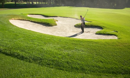 18-Hole Round of Golf for Two or Four at Fort Erie Golf Club (50% Off)