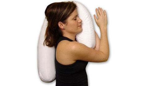 好便宜好实用!侧睡治疗型枕头,让你不再被姿势困扰,舒适一整夜!
