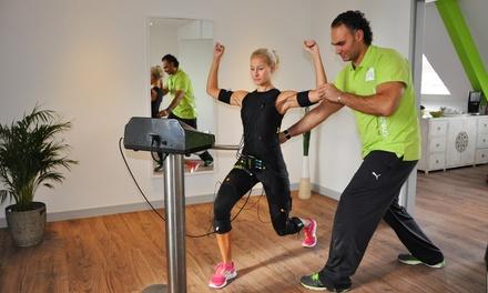 2, 4 oder 6 Einheiten EMS-Training à 20 Minuten inkl. Leihwäsche bei fitness perfect ab 14,90 € (bis zu 80% sparen*)
