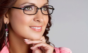 Lux Optica by Vio: Frames, Prescription Lenses, and Sunglasses at Lux Optica by Vio (Up to 88% Off). Two Options Available