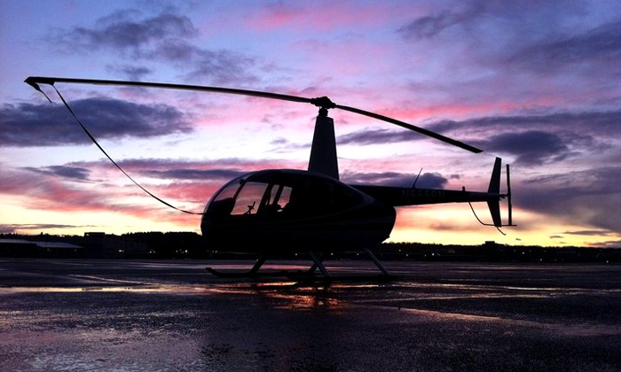 Helicopters Northwest - Multiple Locations: $89 for a Helicopter Flight Lesson from Helicopters Northwest ($76 Value)