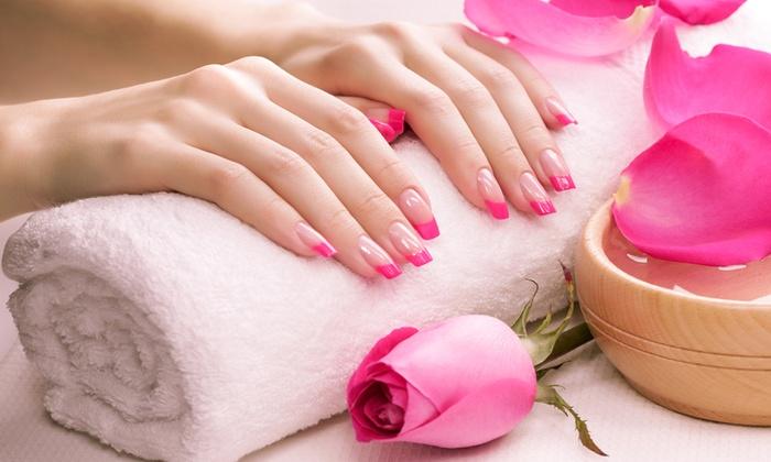 Manicure e smalto semipermanente 76 nail point groupon - Bagno alla paraffina ...