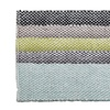 """Metro Cotton Basket Weave Chenille 17""""x24"""" or 20""""x30"""" Rugs"""