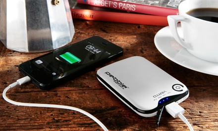 Veho Pebble Verto 3,700mAh Portable Battery Charger