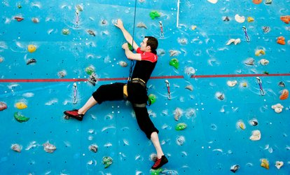 image for Two-Day Beginners' Climbing Course for One or Two at Trinity College Sports Centre (Up to 53% Off)