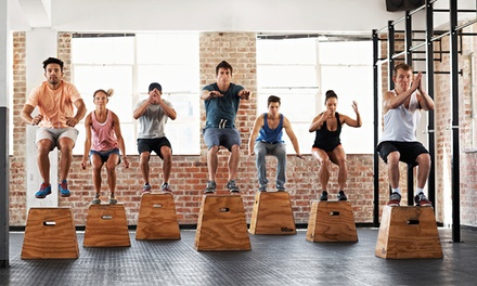 Rapid Fat Loss Boot Camp or Five Weeks of Boot Camp Classes at San Juan Fit Body Boot Camp (Up to 77% Off)