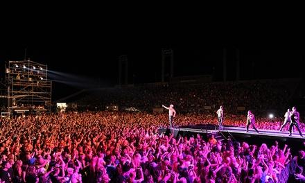 New Kids on the Block – Mixtape Festival w/ TLC, Nelly, Sugar Ray, Salt-n-Pepa & Vanilla Ice on June 27 (Up to 50% Off)