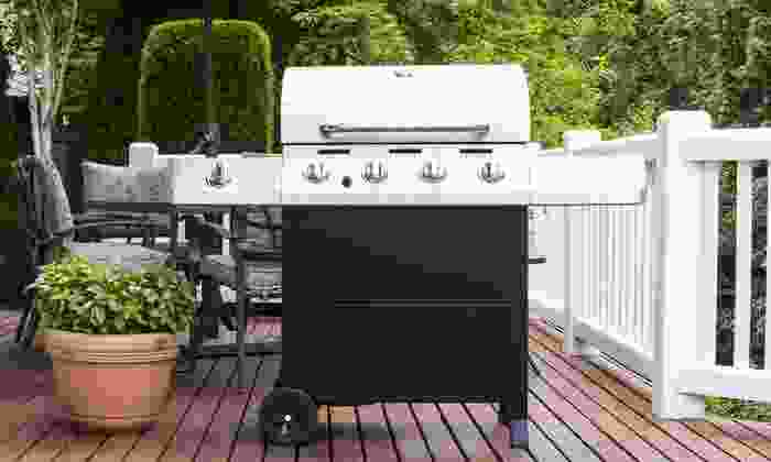 Joe Filter - Gilbert: $60 for a Barbecue-Grill Cleaning from Joe Filter ($120 Value)