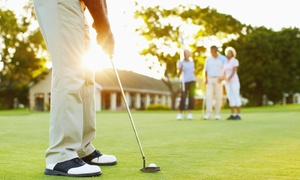 Patshull Park Hotel Golf & Country Club: 18 Holes of Golf with Full English Breakfast for Up to Eight at Patshull Park Hotel Golf & Country Club (Up to 52% Off)