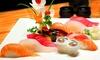Sushi d'asporto: 30 o 60 pezzi