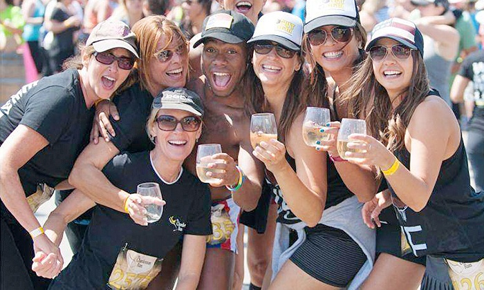 The Chardonnay Run - National Harbor: $49 for VIP Entry for One to The Chardonnay Run ($75 Value)