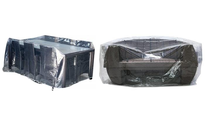 abdeckplane f r gartenm bel groupon goods. Black Bedroom Furniture Sets. Home Design Ideas