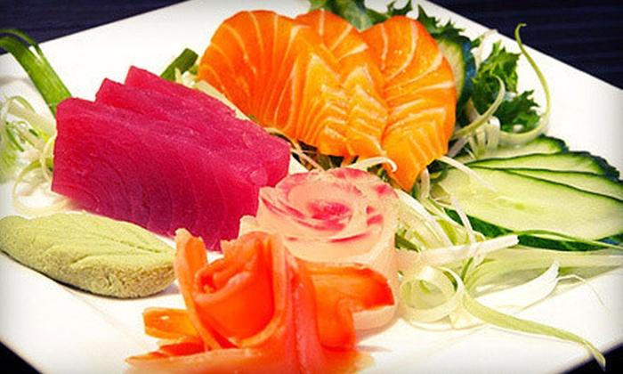 Sushi Kai - Toronto: Sushi Dinner for Two or Four at Sushi Kai (Up to 66% Off)