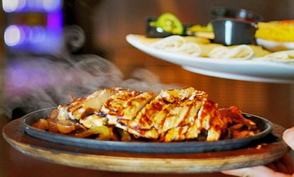 image for Pub Food and Drinks at Library Sports Pub and Grill – West Bloomfield (Up to 40% Off). Two Options Available.