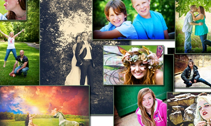 Our Little Studio - 4, Fair Hill: Portrait Session, Engagement Shoot, or Wedding Coverage from Our Little Studio (Up to 74% Off)