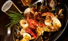 Pacifico - Downtown: Nuevo Latino Dinner for Two with Tapas and Specialty Drinks at Pacifico (Up to 41% Off). Two Options Available.