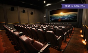 The Harper Theater: Movie and Popcorn for Two or Four with Sodas or Well Drinks at The Harper Theater (Up to 41% Off). Four Options.