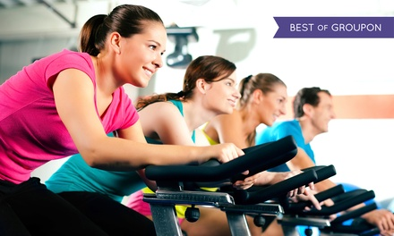 $49 for Five Indoor-Cycling Classes at Beatbike ($105 Value)