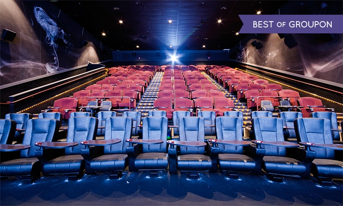 Studio Movie Grill - Central Business District,Second Ward,Fourth Ward: $5 for One Movie Ticket at Studio Movie Grill (Up to $10.25 Value)
